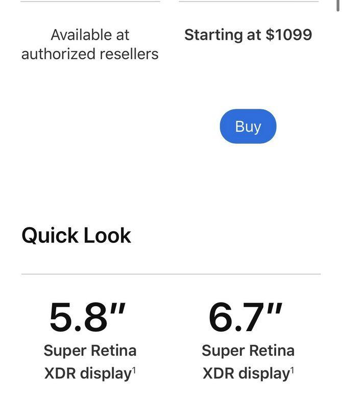 В сети появились первые характеристики iPhone 12 Pro Max 3