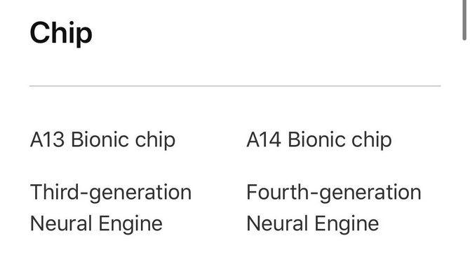 В сети появились первые характеристики iPhone 12 Pro Max 4