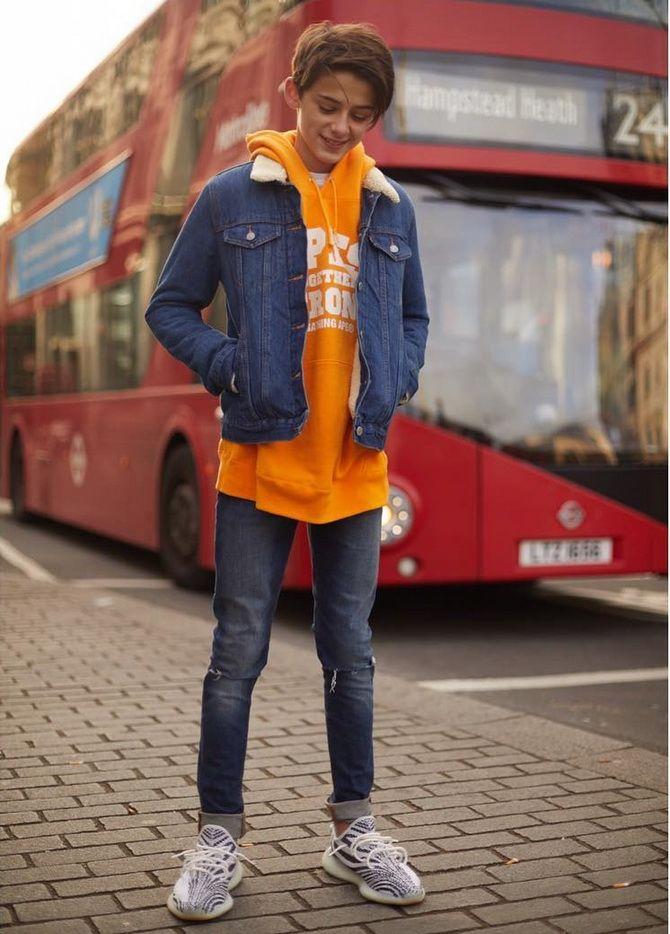 Модний одяг для підлітків 2021-2022: складаємо стильний гардеробчик 50