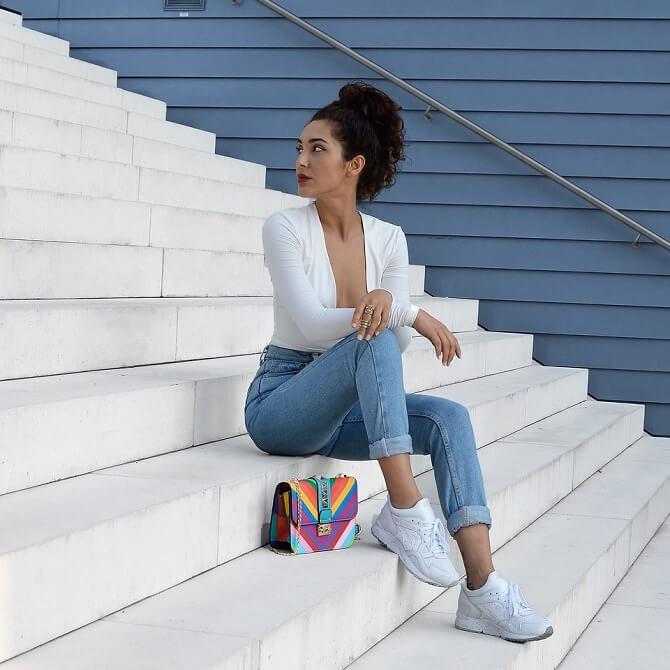 какая обувь подходит под джинсы для женщин