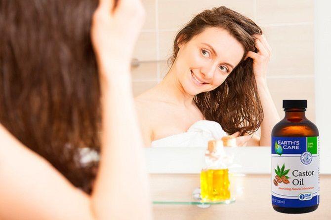 Рицинова олія: гарне волосся і молодість шкіри 8