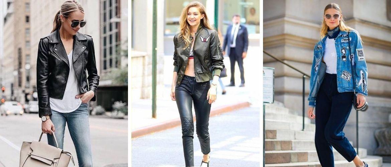 Модні куртки осінь-2021: трендові фасони та актуальні матеріали
