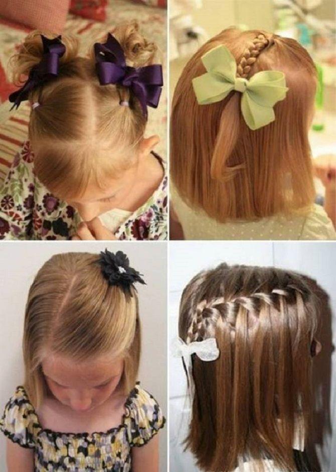 Легкі та чарівні зачіски для дівчаток в школу: лайфхаки, ідеї, поради 1