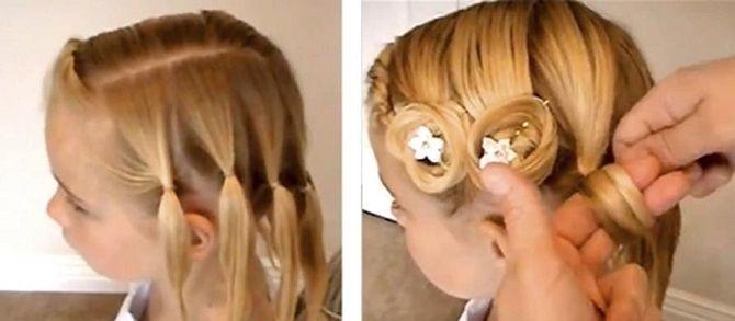 Легкі та чарівні зачіски для дівчаток в школу: лайфхаки, ідеї, поради 2