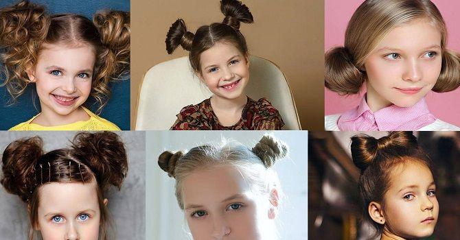 Легкие и очаровательные прически для девочек в школу: лайфхаки, идеи, советы 5