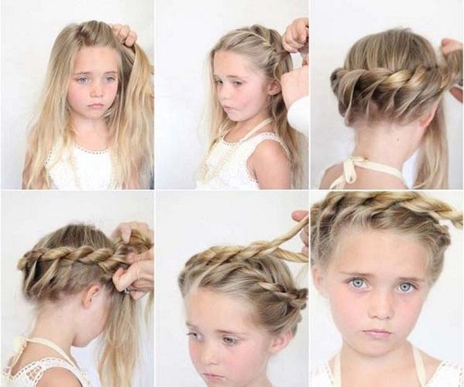 Легкі та чарівні зачіски для дівчаток в школу: лайфхаки, ідеї, поради 11