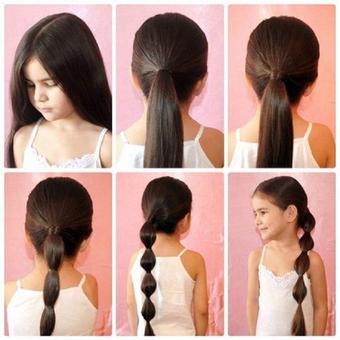 Легкі та чарівні зачіски для дівчаток в школу: лайфхаки, ідеї, поради 14