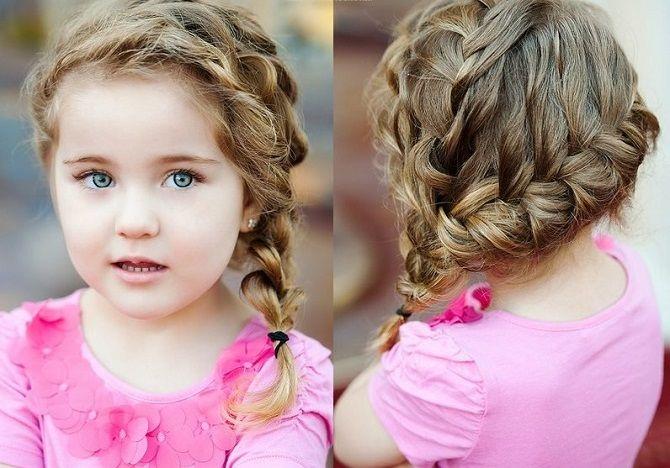 Легкі та чарівні зачіски для дівчаток в школу: лайфхаки, ідеї, поради 18