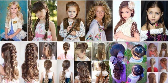 Легкі та чарівні зачіски для дівчаток в школу: лайфхаки, ідеї, поради 22