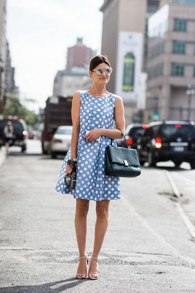 Офісні сукні 2020-2021: ділова елегантність 15