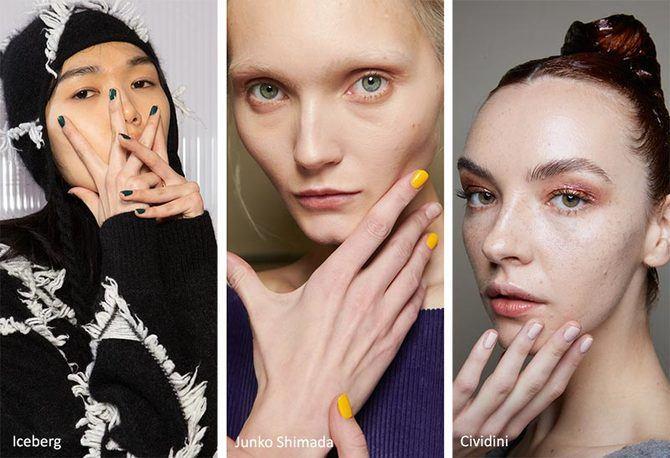 Модний осінній манікюр 2020-2021: манікюр на осінь 1