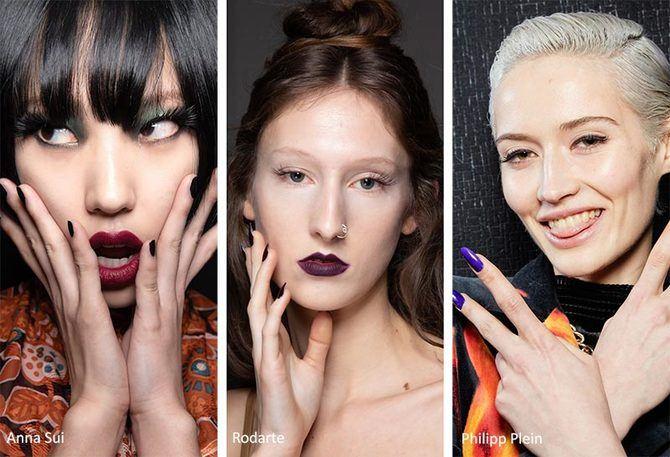 Модний осінній манікюр 2020-2021: манікюр на осінь 10