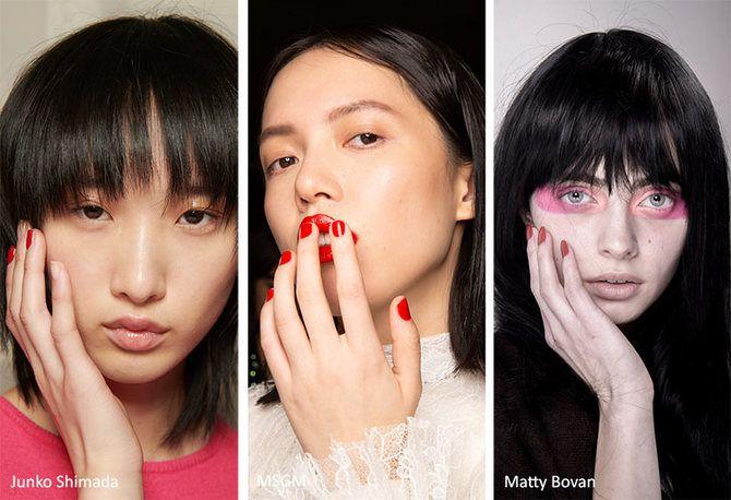 Модний осінній манікюр 2020-2021: манікюр на осінь 11