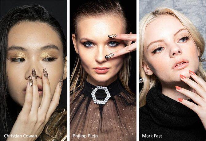 Модний осінній манікюр 2020-2021: манікюр на осінь 20