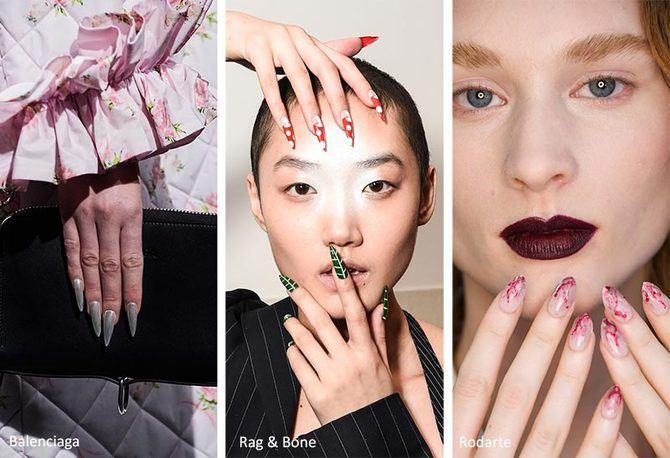 Модний осінній манікюр 2020-2021: манікюр на осінь 5