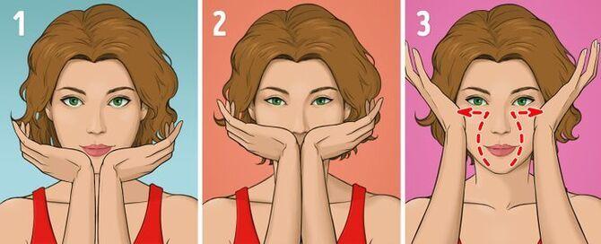 Волшебный массаж лица асахи: альтернатива пластике за 10 минут 12
