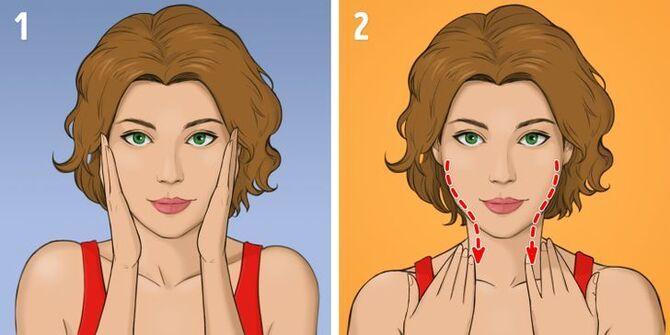 Волшебный массаж лица асахи: альтернатива пластике за 10 минут 6