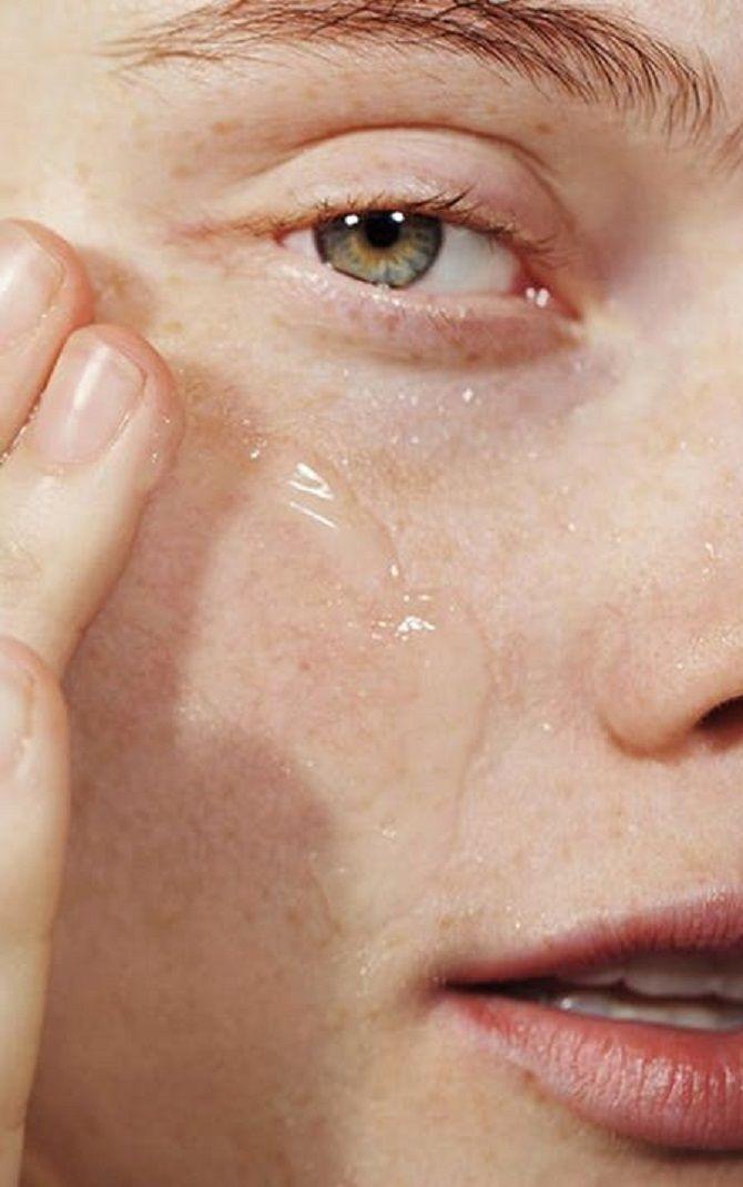 Зневоднена шкіра: ознаки і правила догляду за нею 2
