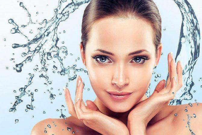 Зневоднена шкіра: ознаки і правила догляду за нею 8