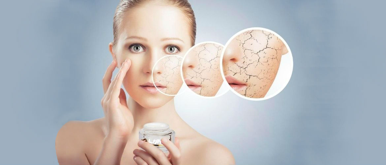 Зневоднена шкіра: ознаки і правила догляду за нею