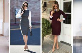 Офісні сукні 2020-2021: ділова елегантність