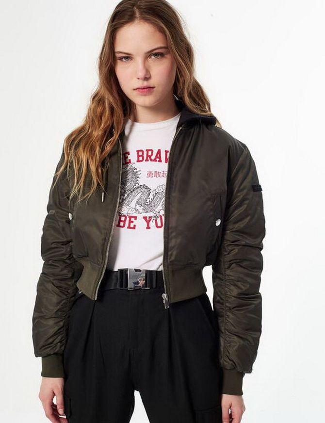 Модні куртки осінь-2021: трендові фасони та актуальні матеріали 1