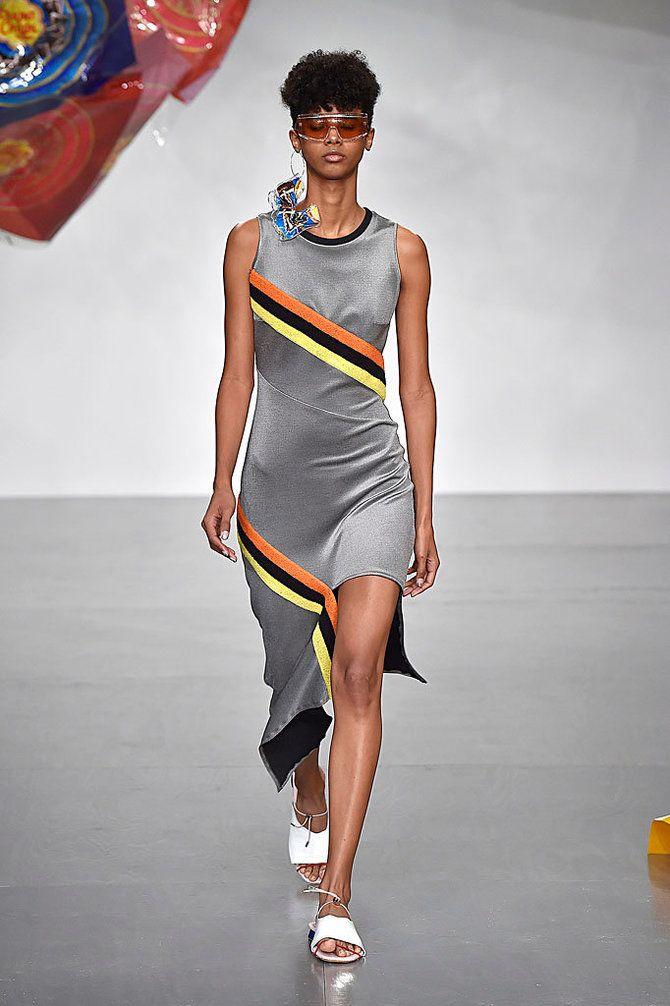 Модные спортивные платья 2020-2021 21