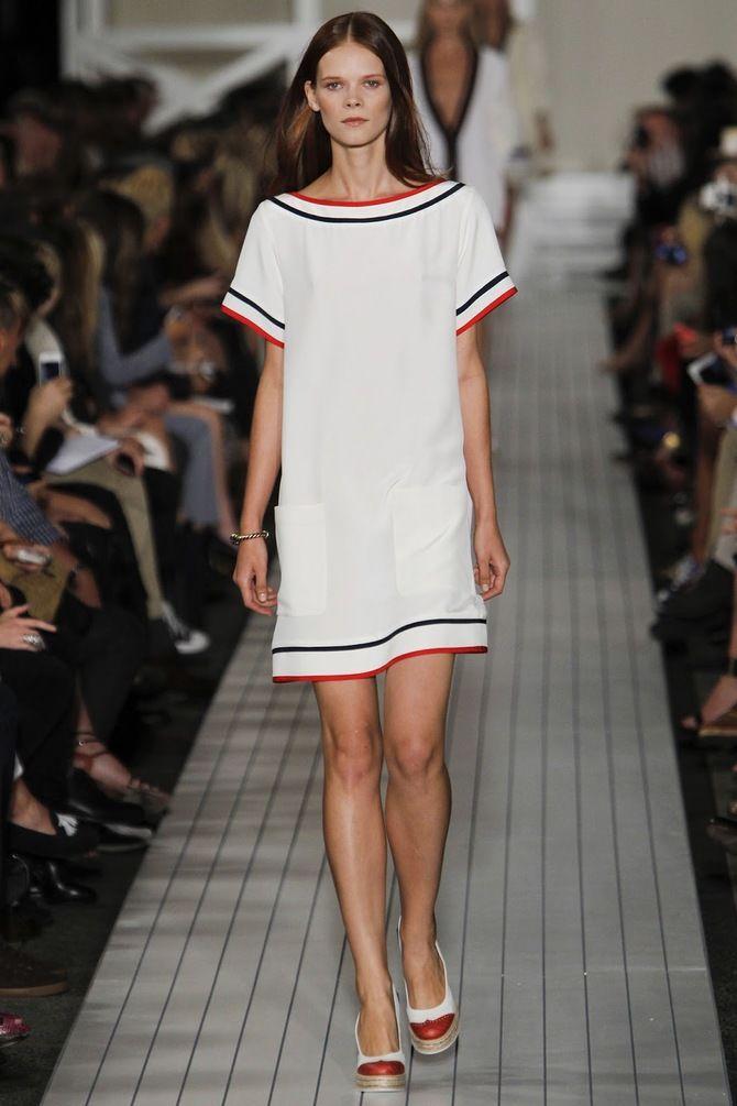 Модные спортивные платья 2020-2021 23