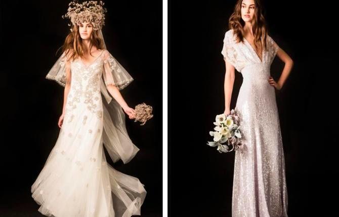Модні весільні сукні з рукавами 2021-2022 31