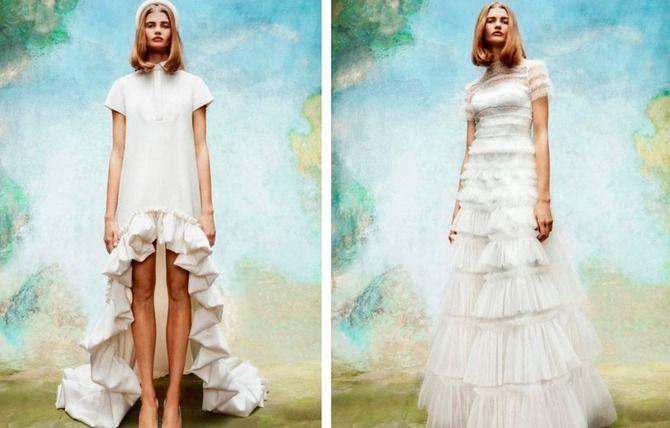 Модні весільні сукні з рукавами 2021-2022 30