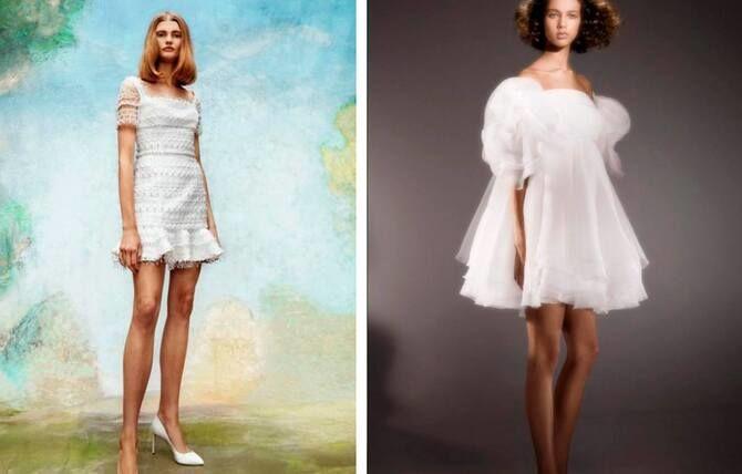 Модні весільні сукні з рукавами 2021-2022 32