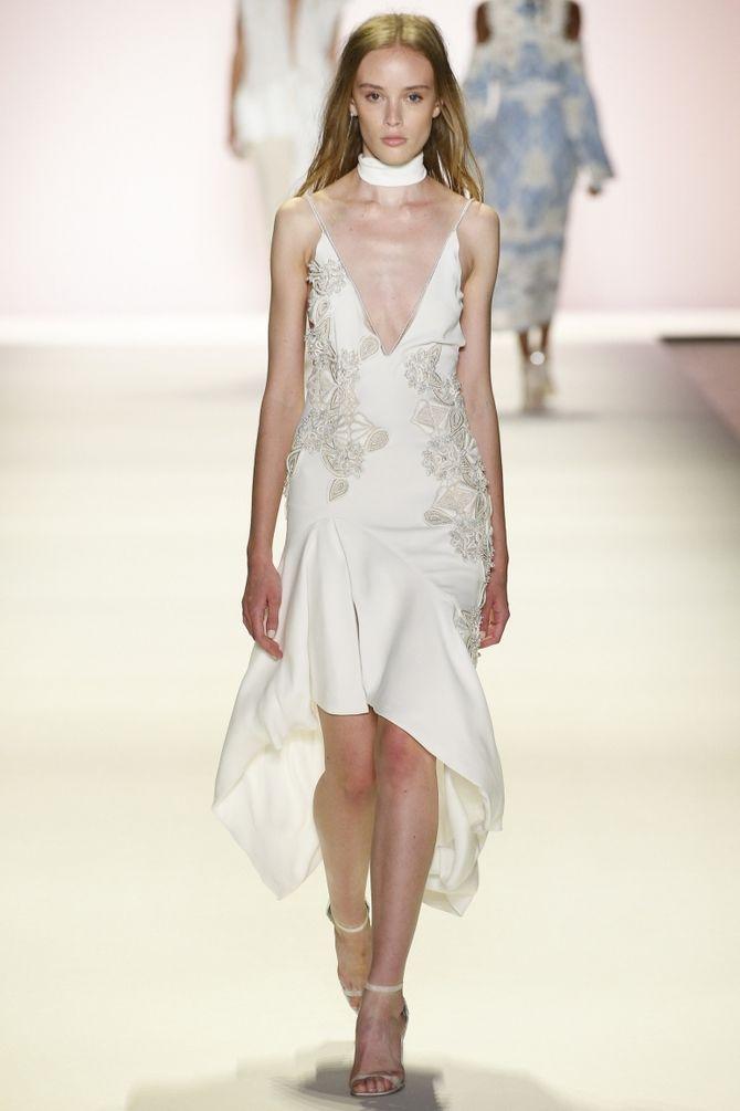 Короткие свадебные платья 2021-2022 30