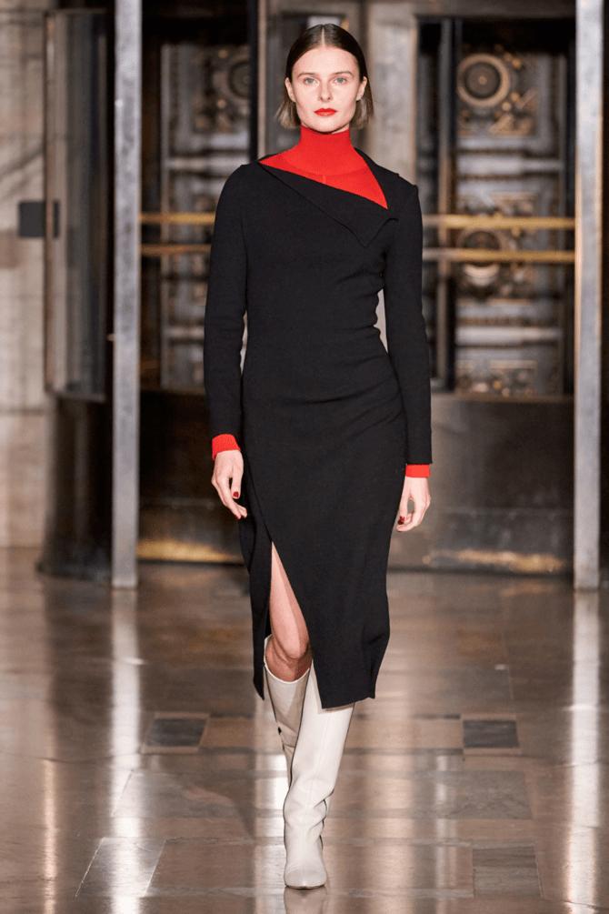 Модные спортивные платья 2020-2021 41