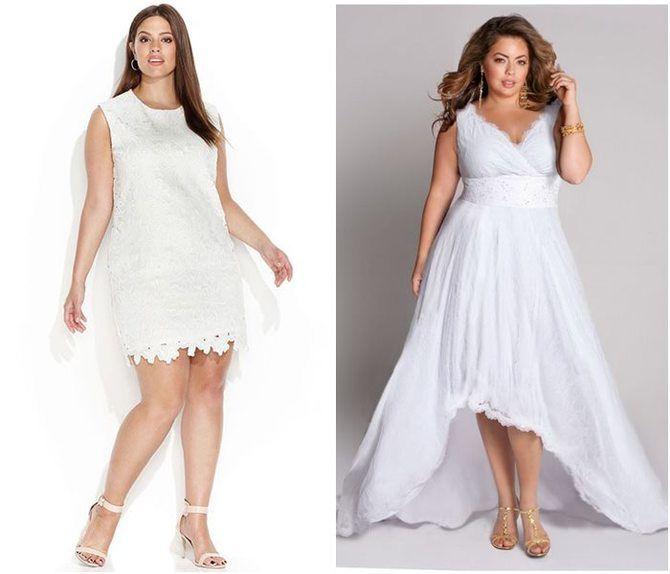 Короткие свадебные платья 2021-2022 45