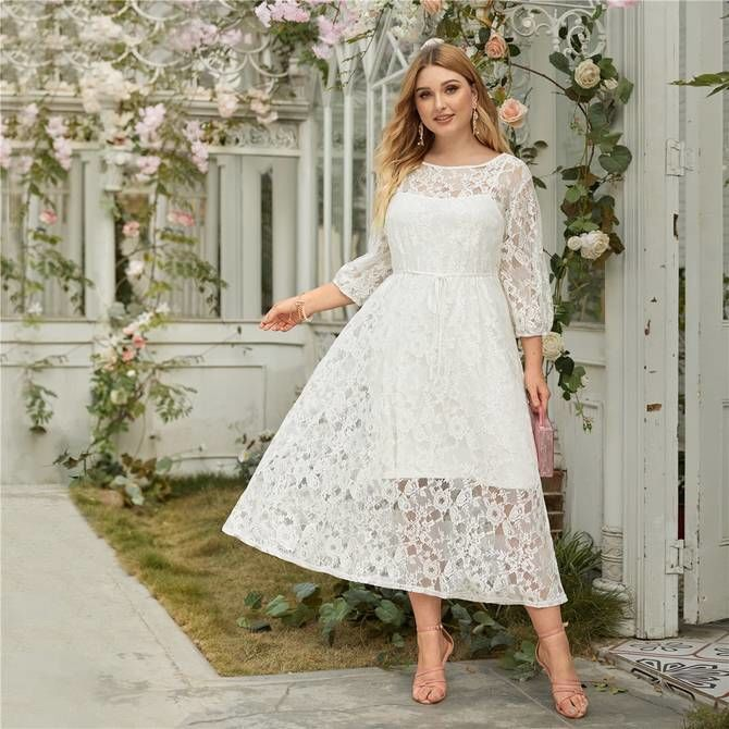 Короткие свадебные платья 2021-2022 46