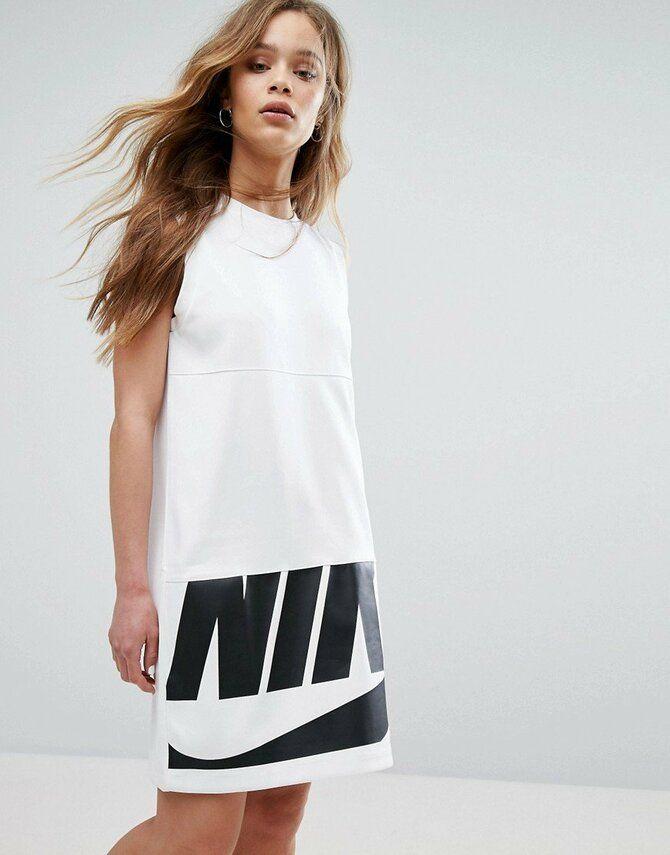 Модные спортивные платья 2021-2022 51