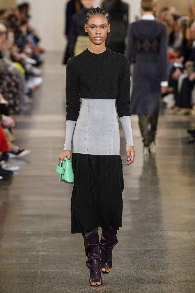 Модные спортивные платья 2021-2022 7