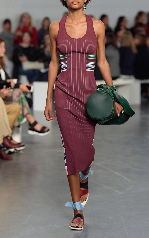 Модные спортивные платья 2020-2021 9
