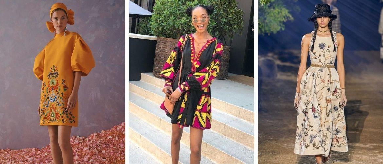 Сукні з вишивкою – кращі моделі сезону 2020-2021