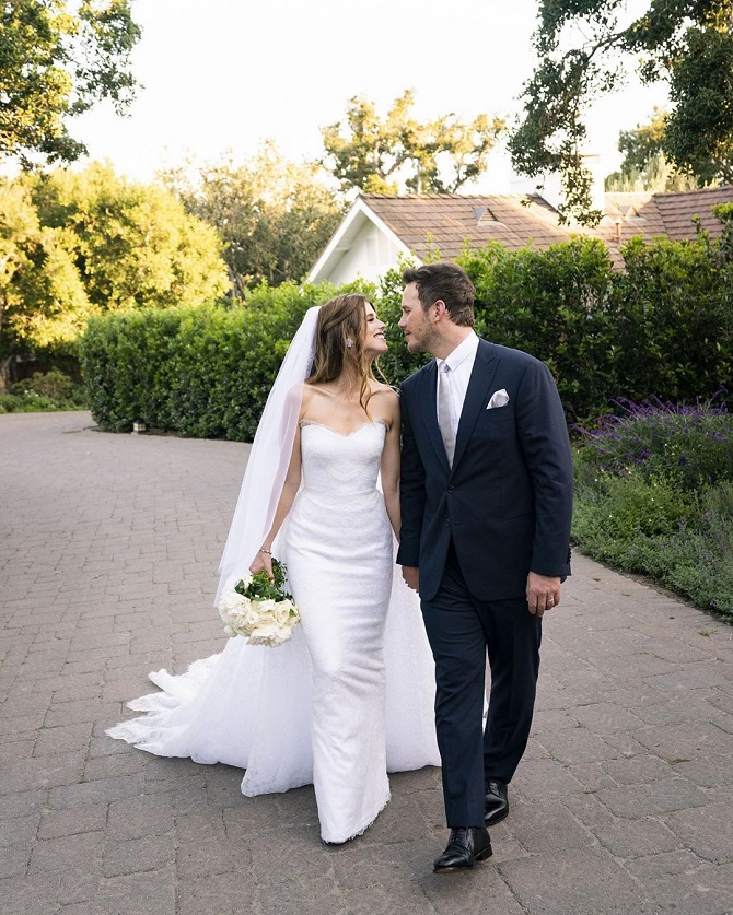 Кріс Пратт і Кетрін Шварценеггер стали батьками і оприлюднили ім'я дитини 3