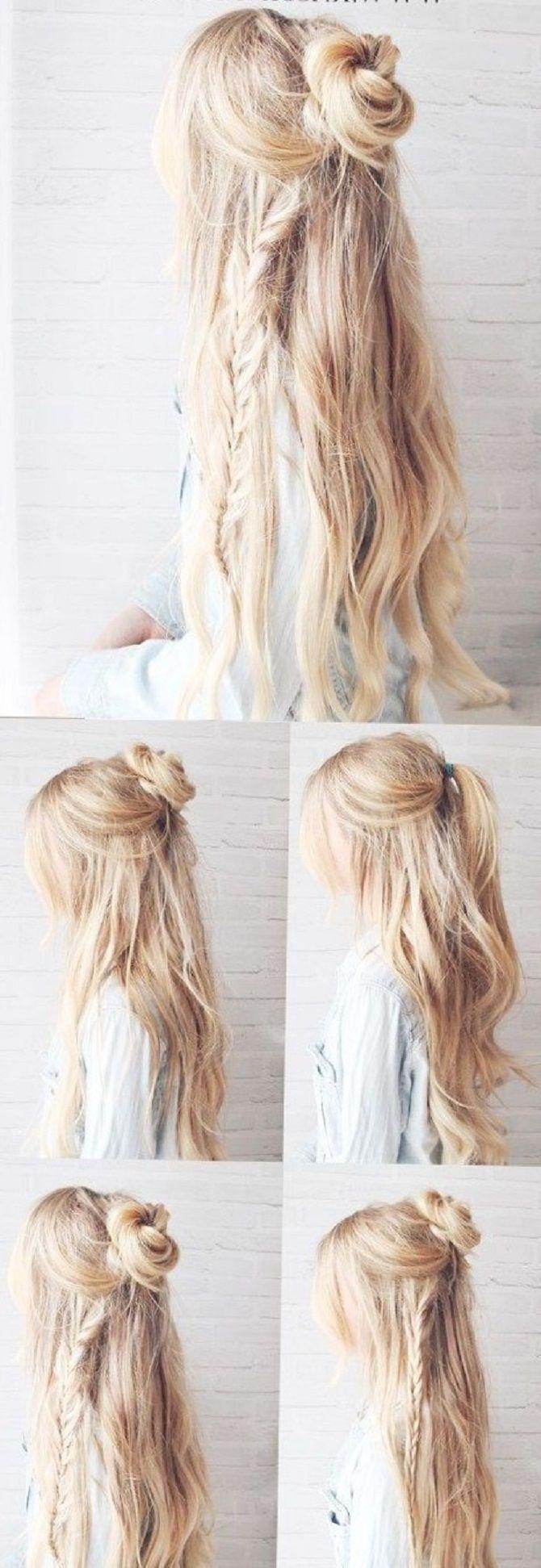 Топ-12 сучасних і модних зачісок в школу для підлітків: нові ідеї, фото 1
