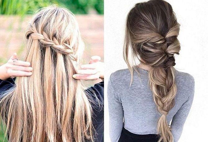 Топ-12 сучасних і модних зачісок в школу для підлітків: нові ідеї, фото 3