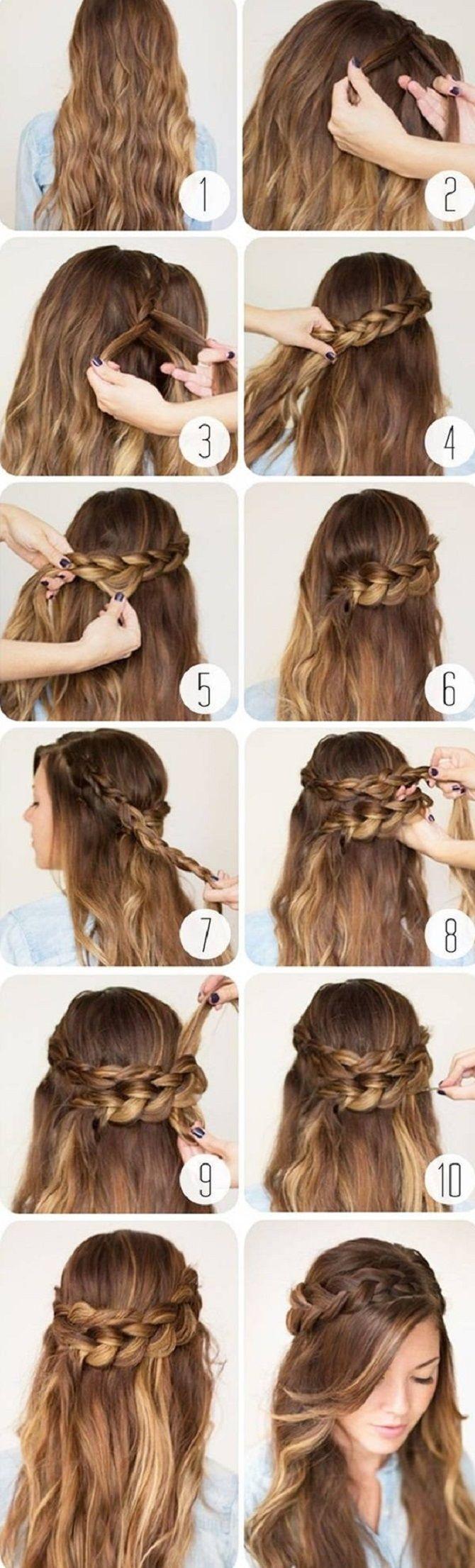 Топ-12 сучасних і модних зачісок в школу для підлітків: нові ідеї, фото 4