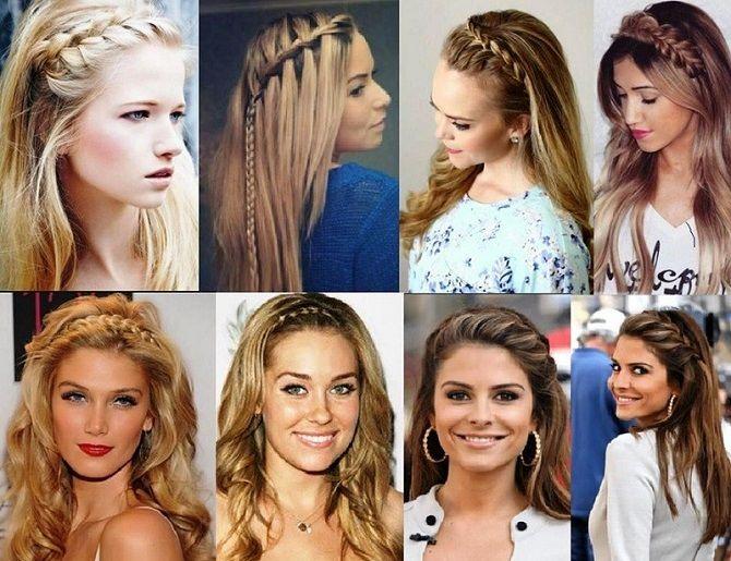 Топ-12 сучасних і модних зачісок в школу для підлітків: нові ідеї, фото 13