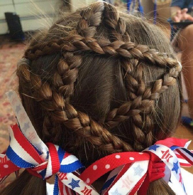 Легкі та чарівні зачіски для дівчаток в школу: лайфхаки, ідеї, поради 7