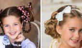 Легкие и очаровательные прически для девочек в школу: лайфхаки, идеи, советы