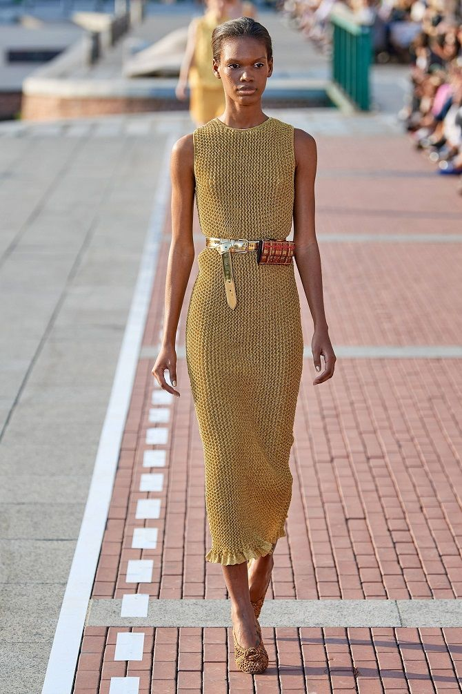 Трикотажні сукні 2020-2021: зручність на будь-який сезон 7