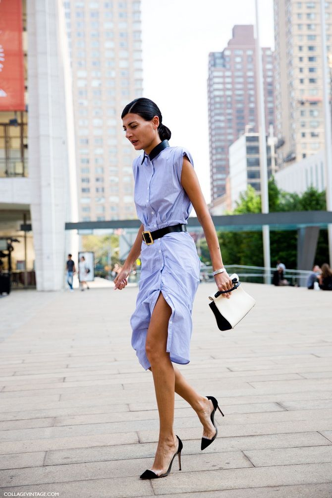 Офісні сукні 2020-2021: ділова елегантність 12