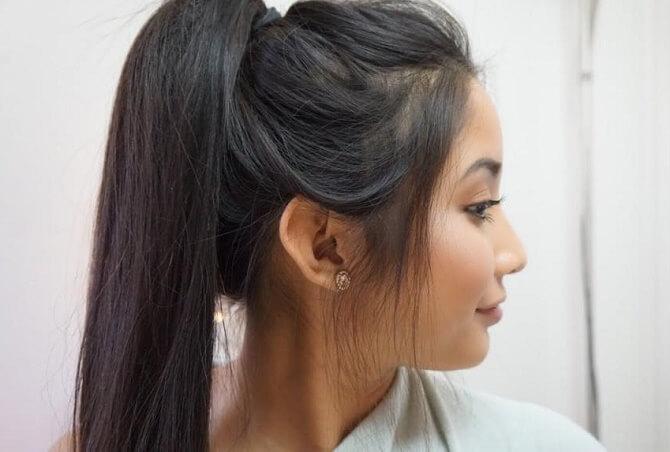 Прості і красиві зачіски в школу за 5 хвилин 5
