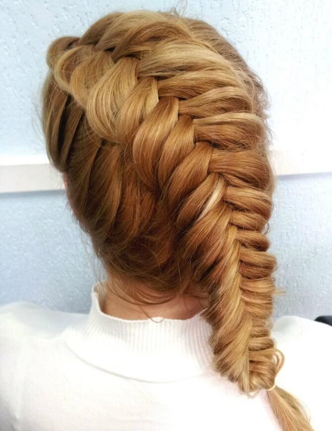 Прості і красиві зачіски в школу за 5 хвилин 32